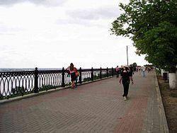 Nijniy Novgorod Şehri volga