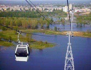 Nijniy Novgorod Şehri ulaşımı