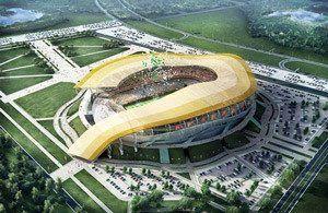 Rostov Şehri stadyumu