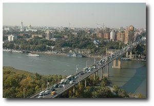 Rostov Şehri köprüsü