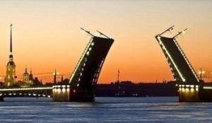 St.petersburg köprüsü