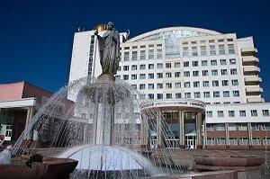 belgorod şehri üniversiteleri