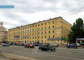 Kazan Teknik Üniversitesi binası