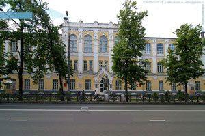 Kazan Teknoloji Üniversitesi binası