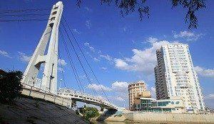 Krasnodar Şehri köprü