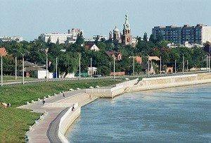 Krasnodar Şehri sahil