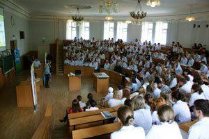 Nijniy Novgorod Tıp Akademisi sınıfları