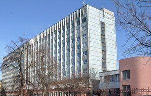 Nijniy Novgorod İnşaat Üniversitesi kampüsü