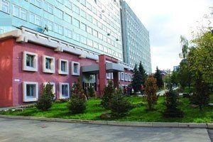 Nijniy Novgorod İnşaat Üniversitesi binası