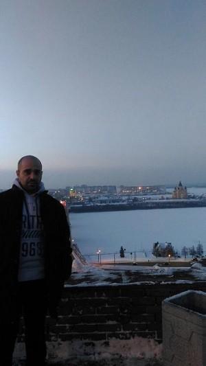 Nijniy Novgorod öğrenci