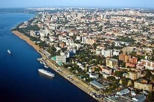 Samara Sehri Rusya Sehirleri