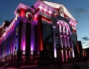 Saransk Tiyatro Opera ve bale Binası