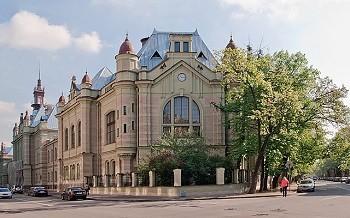 St.Petersburg Elektroteknik Üniversitesi Yurtları