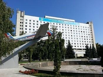 Ulyanovsk Sivil Havacılık Üniversitesi Foto