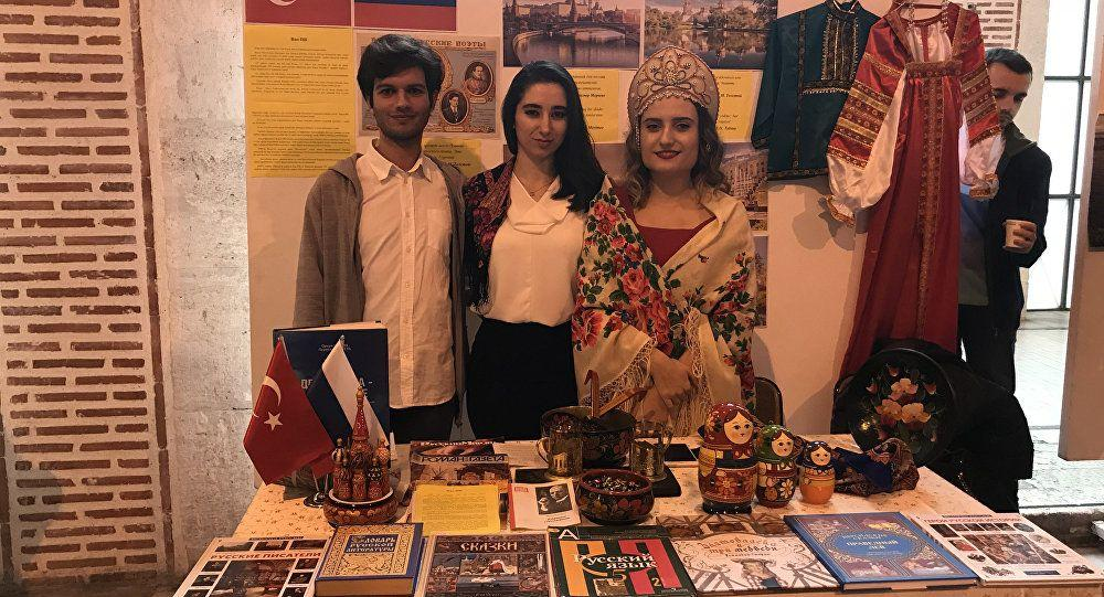 İstanbul Üniversitesi Rusçaya İlgi